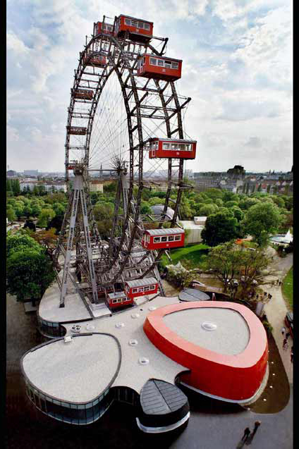 VIENNA GIANT FERRIS WHEEL
