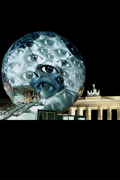 FOOTBALL GLOBE GERMANY